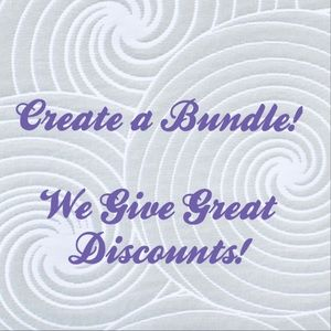 Other - Create a Bundle for a Special Offer! See Details.